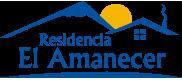 residencia el amanecer logo
